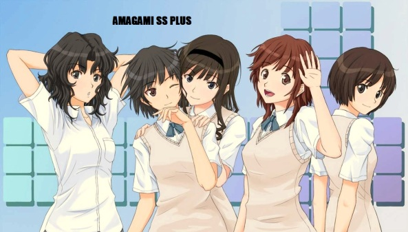 Amagami SS Plus 3gp