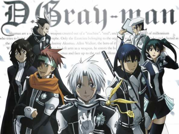 d-gray-man